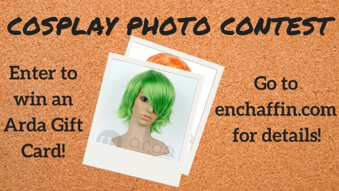 COSPLAY PHOTO CONTEST